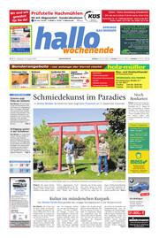 Hallo Wochenende Ausgabe 200815
