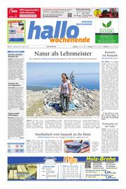 Hallo Wochenende Ausgabe 200822