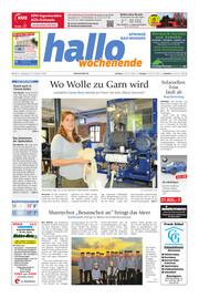 Hallo Wochenende Ausgabe 201010