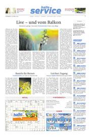 Hallo Wochenende, Ausgabe 200328 Seite, 7