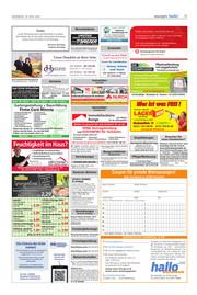Hallo Wochenende, Ausgabe 200418 Seite, 11