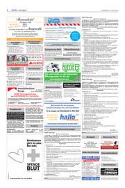 Hallo Wochenende, Ausgabe 200516 Seite, 8