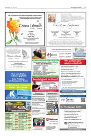 Hallo Wochenende, Ausgabe 200516 Seite, 15