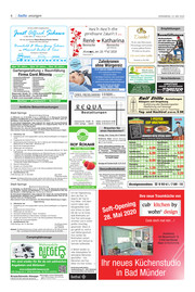 Hallo Wochenende, Ausgabe 200523 Seite, 8