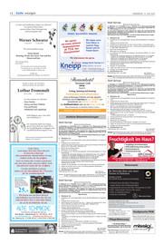 Hallo Wochenende, Ausgabe 200613 Seite, 14