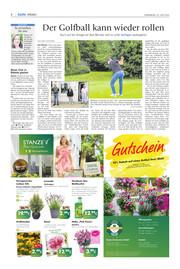 Hallo Wochenende, Ausgabe 200620 Seite, 4