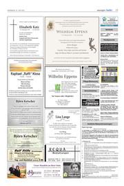 Hallo Wochenende, Ausgabe 200620 Seite, 13