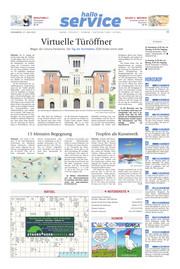 Hallo Wochenende, Ausgabe 200627 Seite, 11