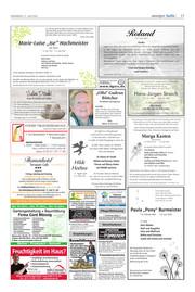 Hallo Wochenende, Ausgabe 200627 Seite, 15