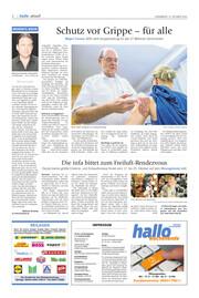 Hallo Wochenende, Ausgabe 201010 Seite, 2