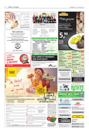 Hallo Wochenende, Ausgabe 201010 Seite, 6