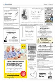 Hallo Wochenende, Ausgabe 201010 Seite, 14
