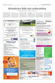 Hallo Wochenende, Ausgabe 201010 Seite, 15