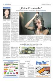 Hallo Wochenende, Ausgabe 201121 Seite, 2