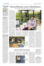 Hallo Wochenende, Ausgabe 201121 Seite, 4