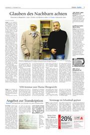 Hallo Wochenende, Ausgabe 201121 Seite, 5