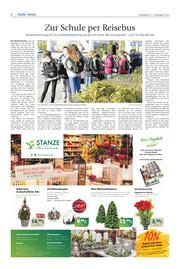 Hallo Wochenende, Ausgabe 201121 Seite, 6