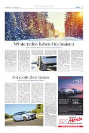 Hallo Wochenende, Ausgabe 201121 Seite, 15