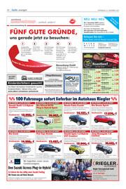 Hallo Wochenende, Ausgabe 201121 Seite, 16