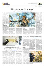 Hallo Wochenende, Ausgabe 201121 Seite, 23