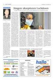 Hallo Wochenende, Ausgabe 201219 Seite, 2