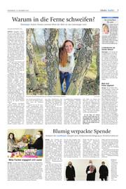 Hallo Wochenende, Ausgabe 201219 Seite, 3
