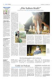 Hallo Wochenende, Ausgabe 201219 Seite, 4