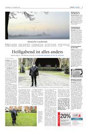 Hallo Wochenende, Ausgabe 201219 Seite, 5