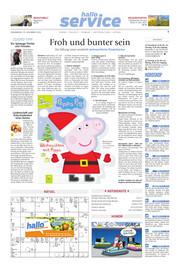 Hallo Wochenende, Ausgabe 201219 Seite, 9