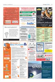 Hallo Wochenende, Ausgabe 201219 Seite, 11