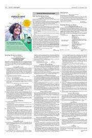 Hallo Wochenende, Ausgabe 201219 Seite, 14