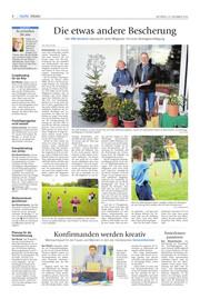 Hallo Wochenende, Ausgabe 201223 Seite, 4