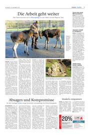 Hallo Wochenende, Ausgabe 201223 Seite, 5