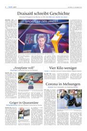Hallo Wochenende, Ausgabe 201223 Seite, 6