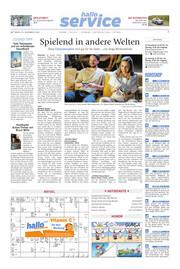 Hallo Wochenende, Ausgabe 201223 Seite, 7