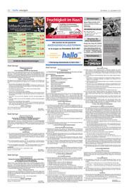Hallo Wochenende, Ausgabe 201223 Seite, 12