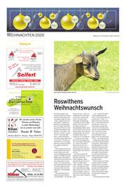 Hallo Wochenende, Ausgabe 201223 Seite, 14