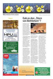 Hallo Wochenende, Ausgabe 201223 Seite, 16