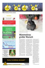 Hallo Wochenende, Ausgabe 201223 Seite, 24