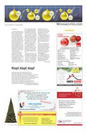 Hallo Wochenende, Ausgabe 201223 Seite, 25