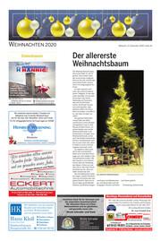 Hallo Wochenende, Ausgabe 201223 Seite, 30