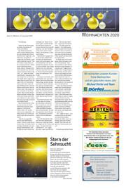 Hallo Wochenende, Ausgabe 201223 Seite, 31