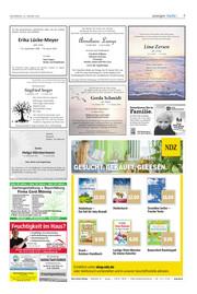 Hallo Wochenende, Ausgabe 210123 Seite, 9