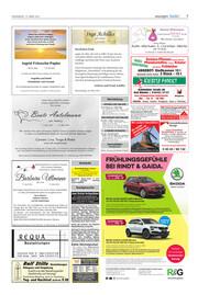 Hallo Wochenende, Ausgabe 210313 Seite, 9