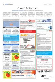 Hallo Wochenende, Ausgabe 210313 Seite, 14
