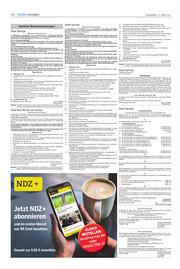 Hallo Wochenende, Ausgabe 210313 Seite, 16