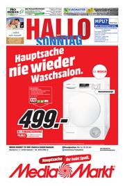Hallo zum SONNTAG Hameln Ausgabe 008