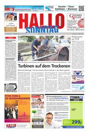 Hallo zum SONNTAG Hameln Ausgabe 032