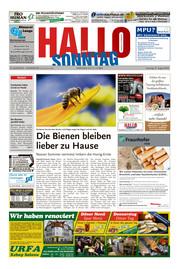 Hallo zum SONNTAG Hameln Ausgabe 034