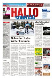 Hallo zum SONNTAG Hameln Ausgabe 042